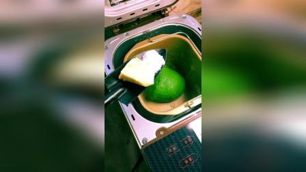 抹茶软欧包方面教程减脂餐