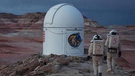 7位科学家开启Mars 160试验项目, 提前为登陆探索火