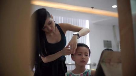 当1个化妆师接到2个广告,它们同时拍摄时会发生什么?