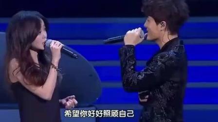 汪小敏与吴克群合唱《全部都给你》漂亮得让人妒忌!