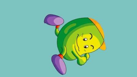 脑筋急转弯: 绿豆摔出血了, 变成了什么? 很有趣!