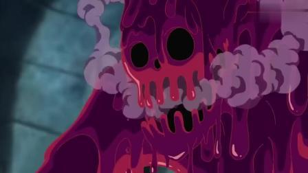 海贼王: 愤怒的麦哲伦用毒毒果实侵蚀一切!