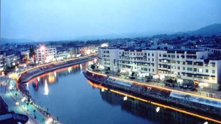 地图里看城市化, 池州市青阳县城市化发展