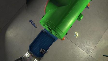 【ETS2】用雷诺T车拉超级大件能拉得动吗?