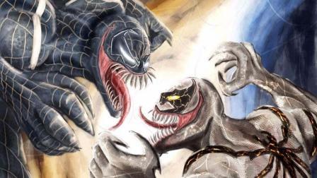 漫威IMAX 3D毒液: 致命守护者, 宇宙中大量共生体, 一部分到地球?