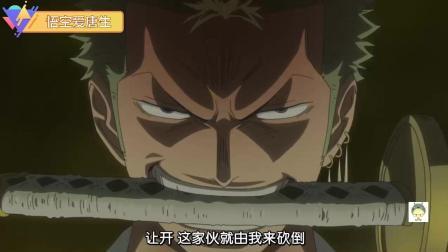 海贼王之强者世界---索隆