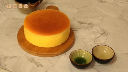 倾心打造6寸松软细腻顺滑的轻芝士蛋糕教程, 每一个细节都讲到了