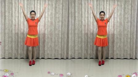 广场舞《最爱的人最陌生》简单步子舞 好听好看