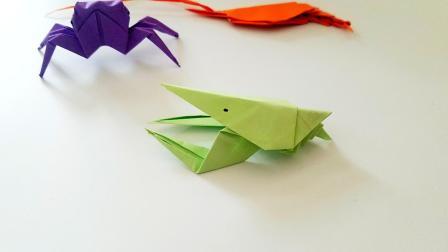 折纸王子折纸龙虾宝宝