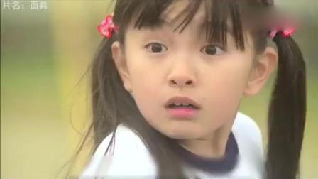 小女孩意外被足球砸脸, 脸真的掉了下来, 原来出生时已不是人类!