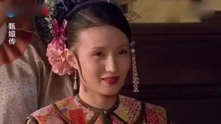 甄嬛传大结局: 甄嬛训诫娴妃, 谁注意到了富察皇后的眼神?