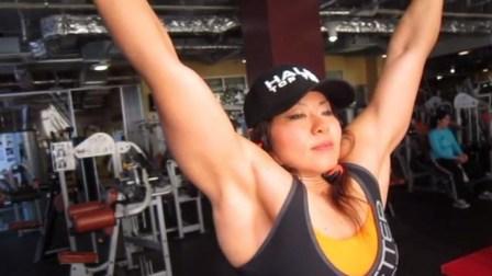 第181期 50岁日本大妈拥有不老容颜 肌肉让男人汗颜