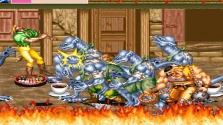 【小握解说】七个猴子王七个铁头恐龙《恐龙快打: 七杀版》第4期