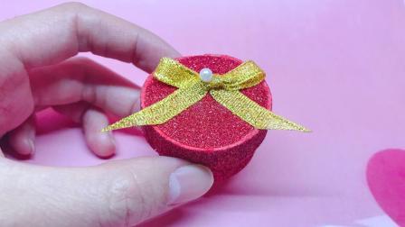 手工DIY礼物包装盒
