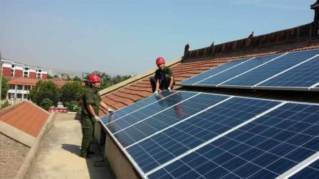 现在农村流行的光伏发电, 安装成本到底多少钱?