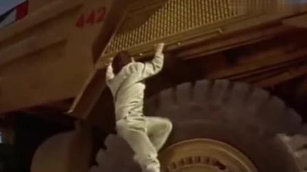 成龙最精彩动作场面电影《一个好人》, 拍这个电影成龙犹豫了3天