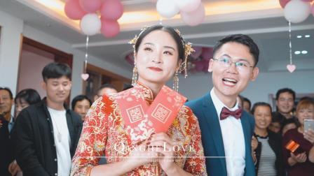 【青禾影视】[婚礼影像]S&H婚礼电影