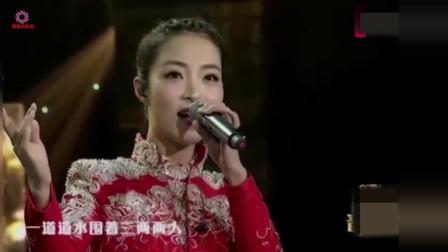 王小妮与云飞再出新版, 《一对对鸳鸯》好听, 小妮的唱功成熟了!