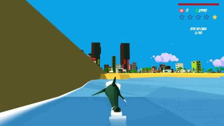 最真实鲨鱼模拟游戏