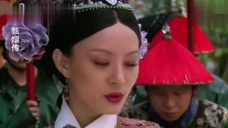 《甄嬛传》宁嫔让甄嬛不要放过皇上, 没想到甄嬛却这样回答了