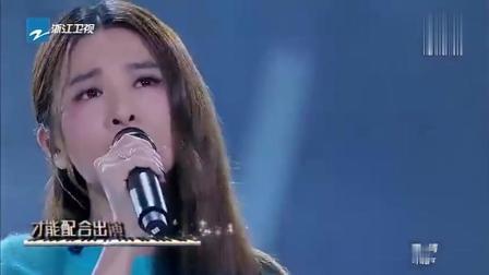 梦想的声音: 田馥甄唱完《演员》, 才知道林俊杰为何喜欢她