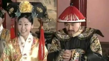 怀玉公主: 韵贵人想为父争功, 说话太过火, 害阿玛被派去养马!