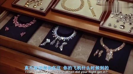 公主日记: 公主入驻城堡参观自己衣帽间, 这大概就是女人的梦想!