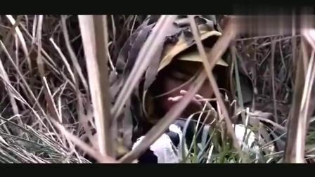 猎户出身八路军狙击手, 歼灭埋伏远处的三个日军狙击手, 枪法好