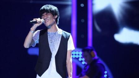 汪峰万万没想到, 一位流浪歌手把他的歌唱的如此感人, 韩红都听哭了!