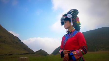 贵州六盘水盘州乌蒙大草原的秋天