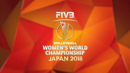 2018.10.03 R1 中国 3-1 保加利亚 - 2018女排世锦赛