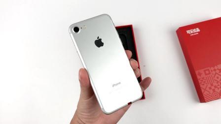 2199元的iPhone7开箱, 开箱一瞬间, 我去! 这是我买的手机吗?