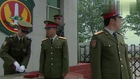 和平使命: 师长到部队视察, 却被哨兵拦在大门口, 副师长直接火了