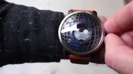 Xeric星空创意腕表, 让你极具创造力