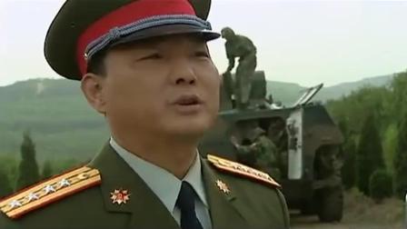 和平使命: 步战车坏了, 但是副司令的车还是要过去的!