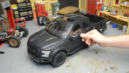 开箱 RC4WD 静点模型 仿真F150遥控车