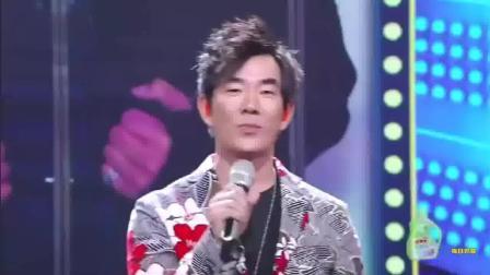 任贤齐时隔二十多年再唱《心太软》回忆蜂拥而至现场大合唱, 好嗨