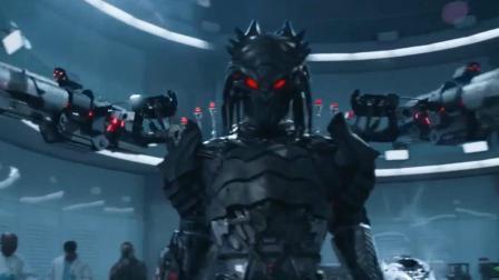 人类获得顶级外星装备, 带上就会变成铁血战士! 一部最新科幻电影