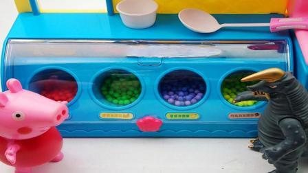 佩奇的多彩糖果甜品店