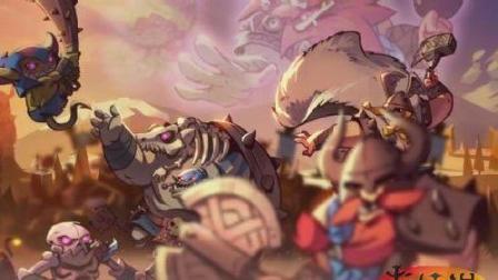 【逍遥小枫】竟然出续作了! 矮人大军的入侵! ! | 剑与勇士2 #1