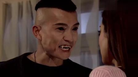 《僵》: 僵尸在美女家里守着, 想要完成美女愿望, 不料不死人及时赶到