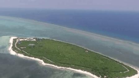"""中国又拿12座""""西沙群岛"""", 美国: 不是不想拦, 而是拦不住"""