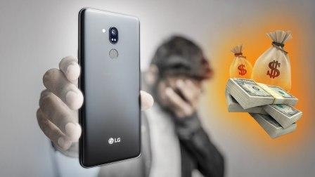 值不值得买?LG G7 One 测评