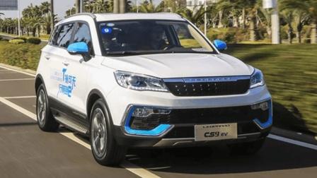 猎豹CS9+纯电动车型, 简述小改款在市场中的表现