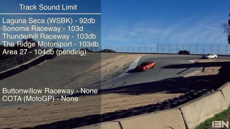 聊聊賽道和噪音問題 - About race track and noise regulation
