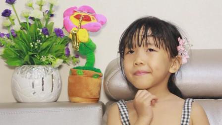 爆笑萌娃: 爸爸要配合女儿提高成绩, 女儿不小心暴露内心的秘密