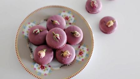 法式浪漫甜点, 做个甜甜的马卡龙女孩~