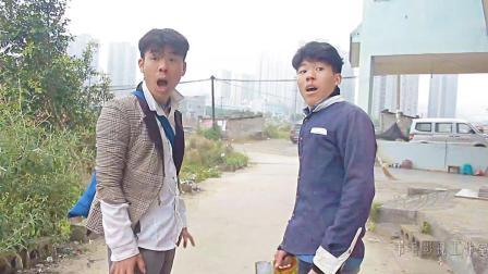 两小伙捡废品维持生活, 没想到工地老板收留, 看完真的想哭又想笑