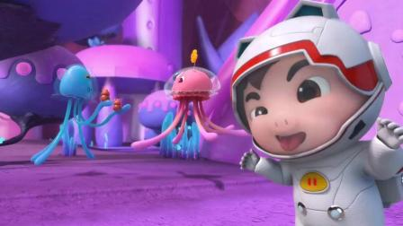 猪猪侠之超星萌宠  猪猪侠月球地心奇幻大冒险