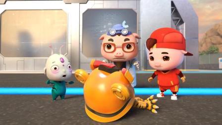 猪猪侠之超星萌宠 猪猪侠是小小发明家